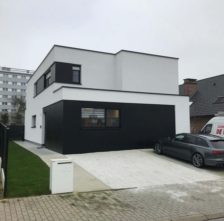 Platte_daken